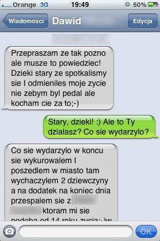 Rekomendacja SMS